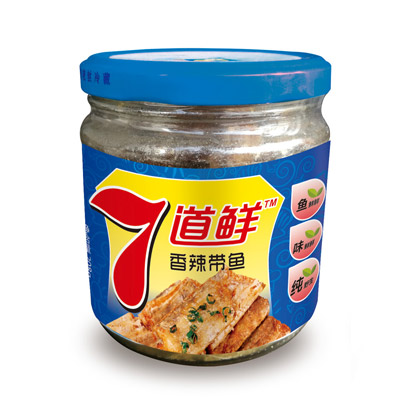 香辛い タチウオ【缶】