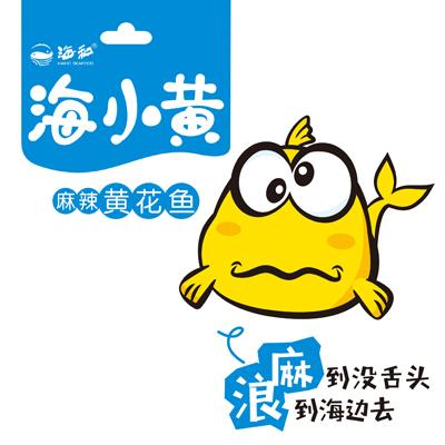 麻辣黄花鱼